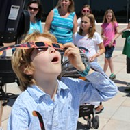 Watch the solar eclipse at the Orlando Science Center on Aug. 21