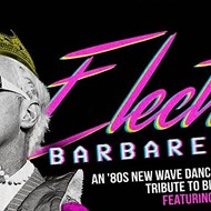 Electric Barbarella tribute to Billy Manes set for end of August