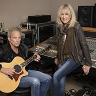Lindsey Buckingham and Christine McVie of Fleetwood Mac are coming to Dr. Phillips Center