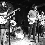 Palmettes release their new tape with a show at Uncle Lou's