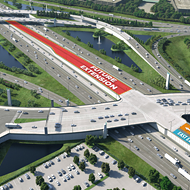 The new Grand National overpass is a hopeful sign that I-Drive's traffic won't always be a nightmare