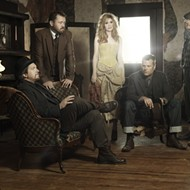 David Gray and Alison Krauss to play St. Augustine in September