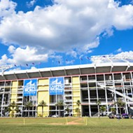 City of Orlando opens second location for free sandbags at Camping World Stadium