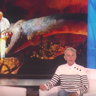 Ellen DeGeneres wants her robot back from Epcot