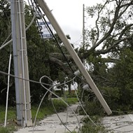 Duke Energy says all power in Orange County should be restored by Sunday