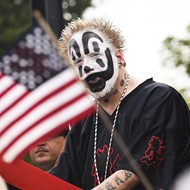 More than 1,000 Juggalos rallied in D.C. last weekend, along with just about every other group you can imagine