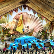 There's a good chance 'Moana' will end up at Magic Kingdom's Adventureland for good