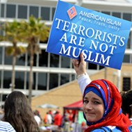 Muslim advocates in Orlando stand against Trump's new travel ban