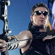 Disney releases promotional photo of Hawkeye holding a bow like an idiot