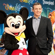 'Where is the outrage here?' Disney CEO Bob Iger calls for action following Las Vegas shooting