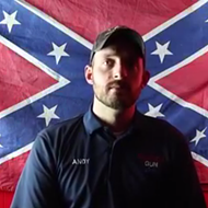 The 'Muslim free' Florida gun shop owner was banned from YouTube
