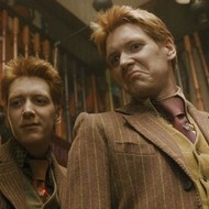 The Weasley twins are coming to Universal's 'A Celebration of Harry Potter'