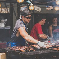 Lakeridge Winery's BBQ and Blues festival pairs smoky ribs with smokin' riffs
