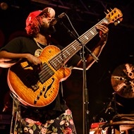 On stage, Thundercat unchains his genius to mixed results