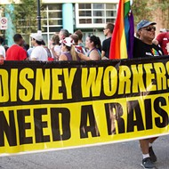 Disney union workers plan to rally Thursday for living wages