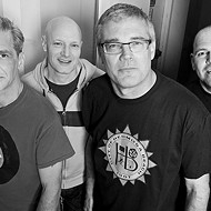 West Coast punk legends Descendents show they're still buzzing at House of Blues this week
