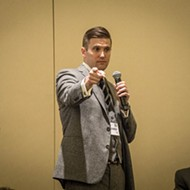 While Univeristy of Florida prepares for Richard Spencer, his group says he's not a racist
