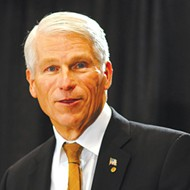 UCF President John C. Hitt will retire in 2018