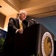 UCF begins search to replace longtime president John Hitt