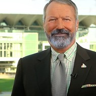 Orlando Mayor Buddy Dyer better grow a big beefy goatee for Movember