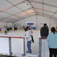 Winter Park's annual ice rink will open this weekend
