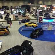 Take the family to the Central Florida International Auto Show on Sunday