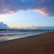 After taking a beating from hurricanes, Flagler Beach Pier has finally reopened
