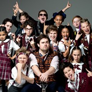 'School of Rock' begins its run at the Dr. Phillips Center on Tuesday