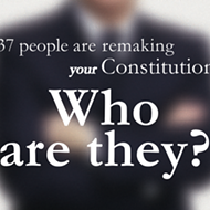 The 37 members of the Florida Constitution Revision Commission