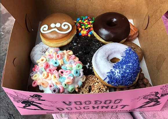 PHOTO VIA VOODOO DOUGHNUT ON INSTAGRAM