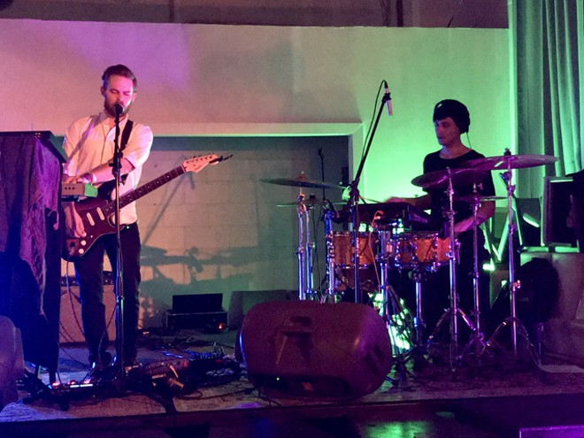 Volcanist at Iron Cow
