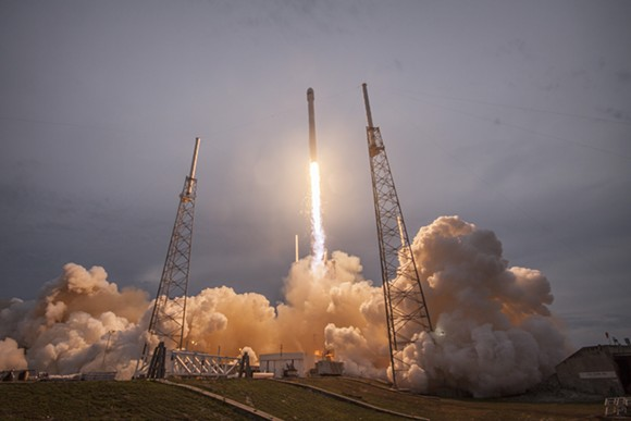 PHOTO VIA SPACEX WEBSITE