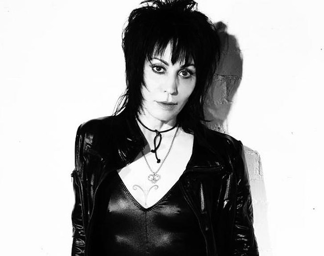 Joan Jett - PHOTO VIA JOAN JETT/FACEBOOK