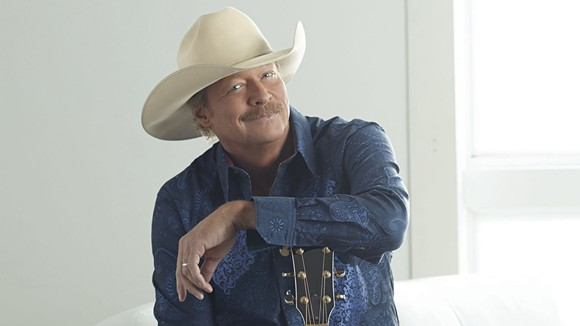 Alan Jackson - PHOTO VIA TICKETMASTER/FACEBOOK