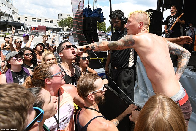 Warped Tour 2017: Orlando - PHOTO BY JEN CRAY FOR ORLANDO WEEKLY