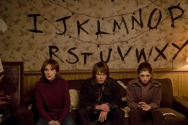 Stanger Things - PHOTO VIA NETFLIX