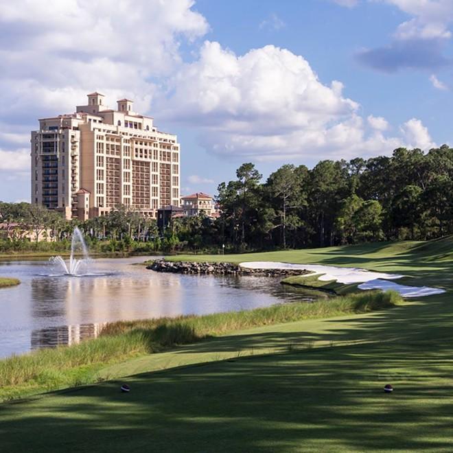 Four Seasons Orlando at Walt Disney World - IMAGE VIA FOUR SEASONS ORLANDO   FACEBOOK