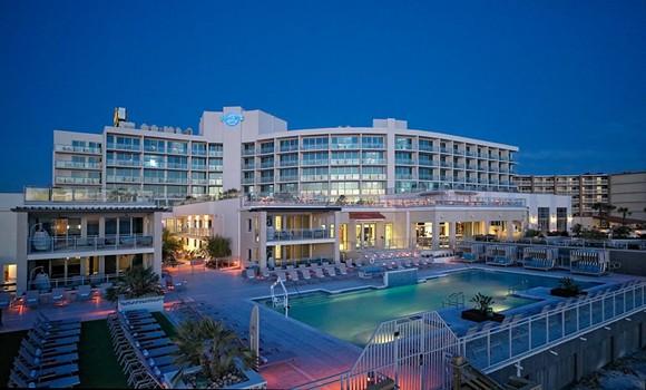 Hard Rock Hotel Daytona Beach - IMAGE VIA HARD ROCK HOTEL DAYTONA BEACH   FACEBOOK