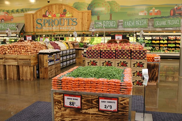 PHOTO VIA SPROUTS/FACEBOOK