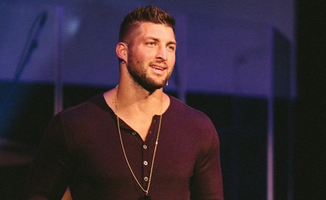 PHOTO VIA TIM TEBOW/TWITTER
