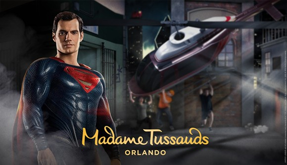 IMAGE VIA MADAME TUSSAUDS
