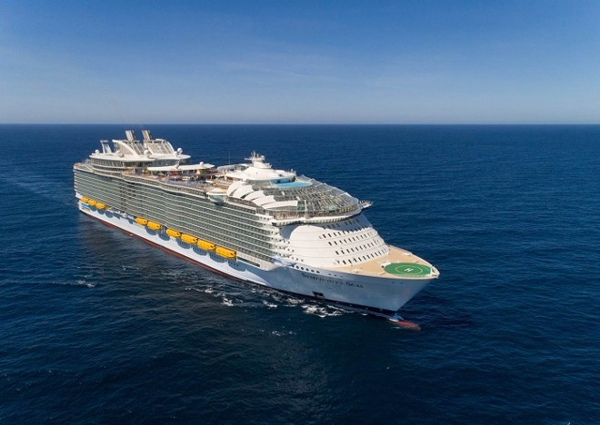 IMAGE VIA ROYAL CARIBBEAN