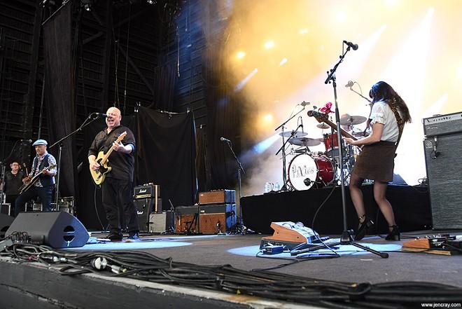 Pixies at MidFlorida Credit Union Amphitheatre - JEN CRAY