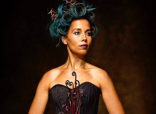 Rhiannon Giddens - PHOTO VIA RHIANNON GIDDENS/FACEBOOK