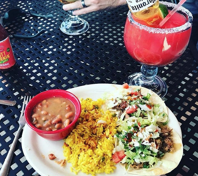 PHOTO VIA FUZZY'S TACO SHOP / INSTAGRAM
