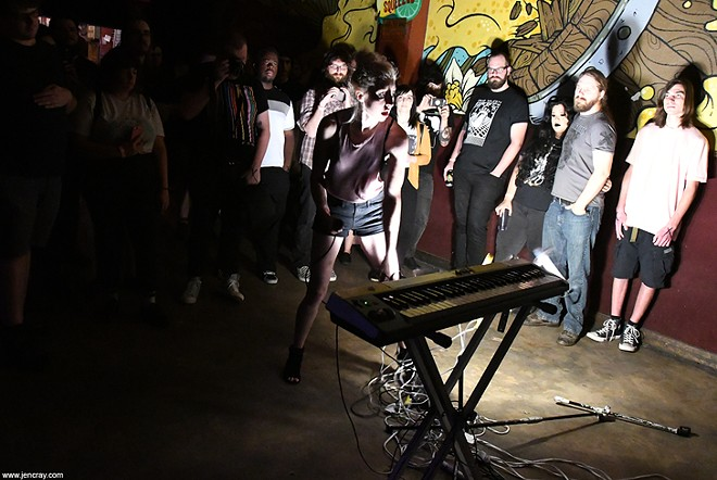 Lingua Ignota at Will's Pub - JEN CRAY