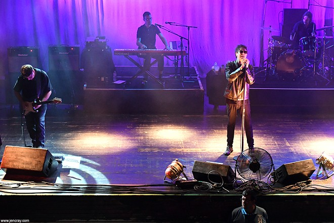 Echo & the Bunnymen at House of Blues - JEN CRAY