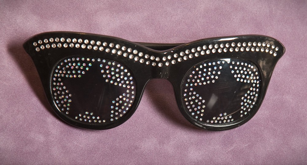 Bootsy Collins glasses - COURTESY HARD ROCK
