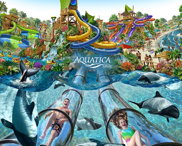 Aquatica - SEAWORLD ORLANDO