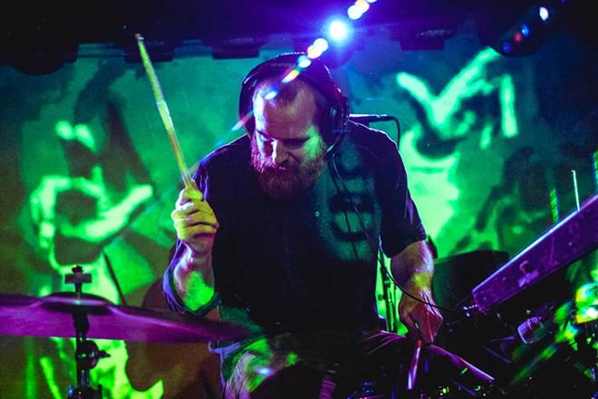 DK the Drummer